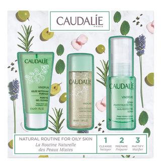 Caudalie Vinopure Natural Routine for Oily Skin Set