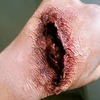Practicing Special Effects Makeup!