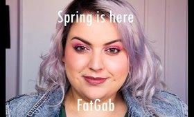 Spring Makeup, Maquillaje para primavera con FatGab