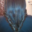 Retro Inspired curls