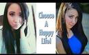 Choose a Happy Life! #howtobehappyjanuary inspired.