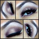 Chocolate bar eyes