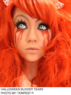 Last Minute Halloween Makeup Ideas Beautylish
