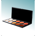 BH Cosmetics 10 Color Camouflage and Concealer Palette 10 Color Camouflage and Concealer Palette