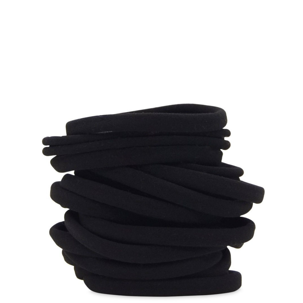Kitsch Eco-Friendly Nylon Elastics Black alternative view 1 - product swatch.