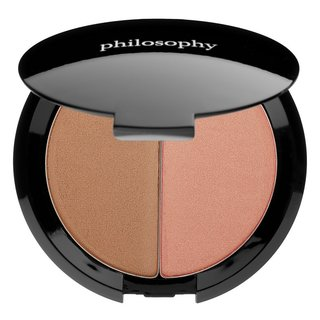 Philosophy The Supernatural You Make Me Blush Mineral Blush Duo