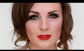Katherine Jenkins Make-up Tutorial