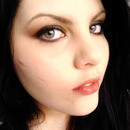 "Amy Lee's ""Little Red Riding Hood"" make-up"
