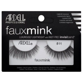 Faux Mink Lashes 811 Black
