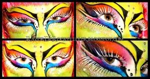 Some Alien inspired eyes