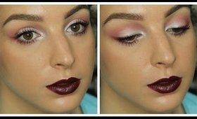 Glamorous Vampy Makeup Tutorial ♥