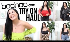 boohoo Try On Haul For All Sizes   sccastaneda