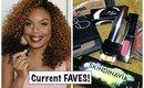 Current FAVES | LA Girl Pro Concealer, Black Opal 90's Lip, L'Oreal Coral Spring Lipstick & More