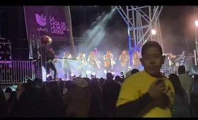 Vlog 10 We saw BANDA MS at the fairgrounds
