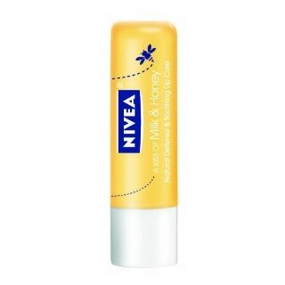 Nivea A Kiss Of Milk And Honey Soothing Lip Care