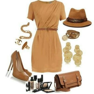 Sophisticated I love this look cause it is great for work an going out or everyday