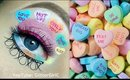 Valentine's Day Sweethearts Makeup Tutorial - Collab with Eyedolize Makeup