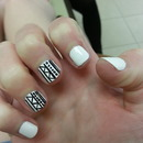 Pretty tribal for Easter :)