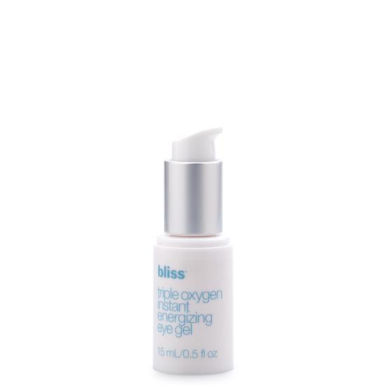 bliss triple oxygen instant energizing eye gel