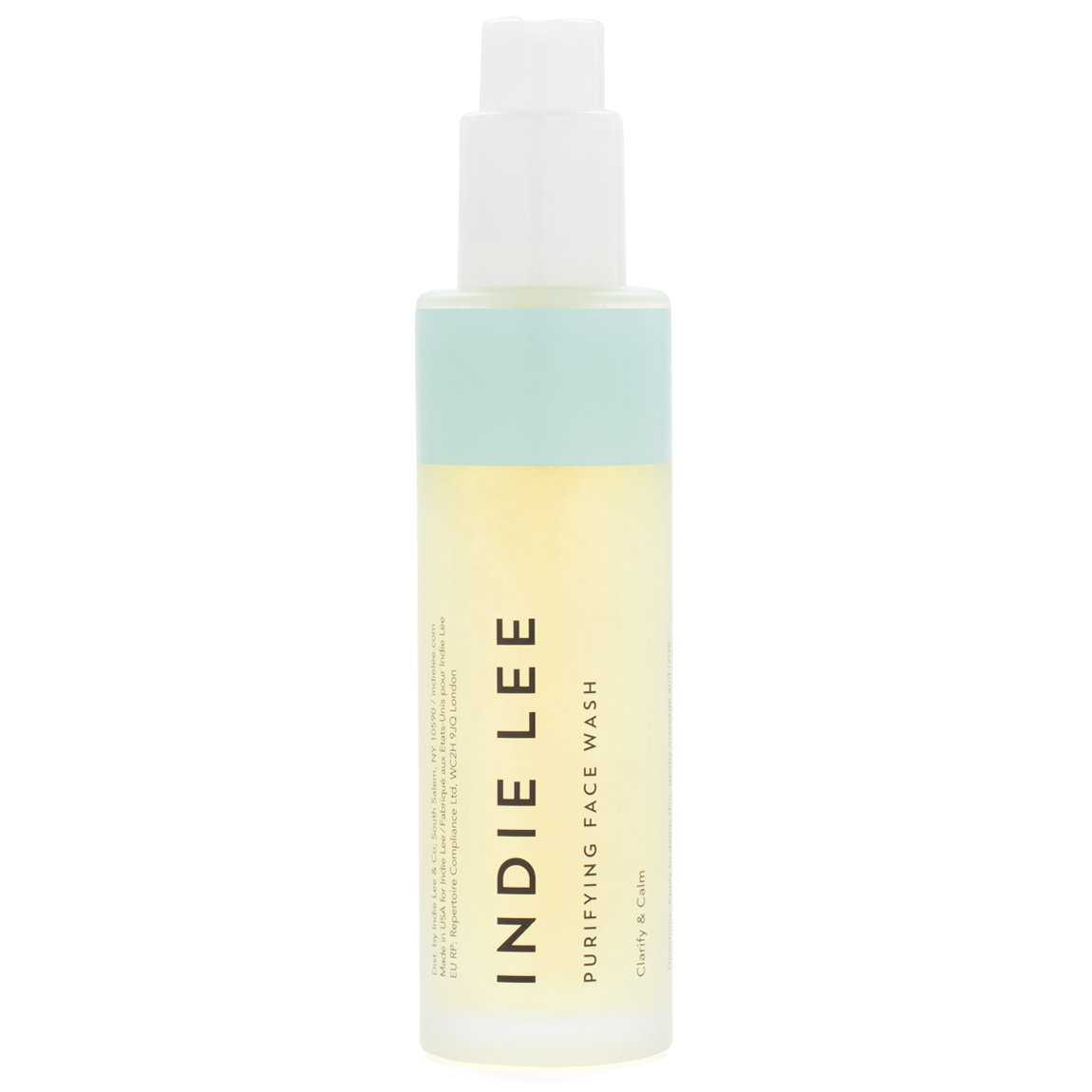 Indie Lee Purifying Face Wash 125 ml alternative view 1 - product swatch.
