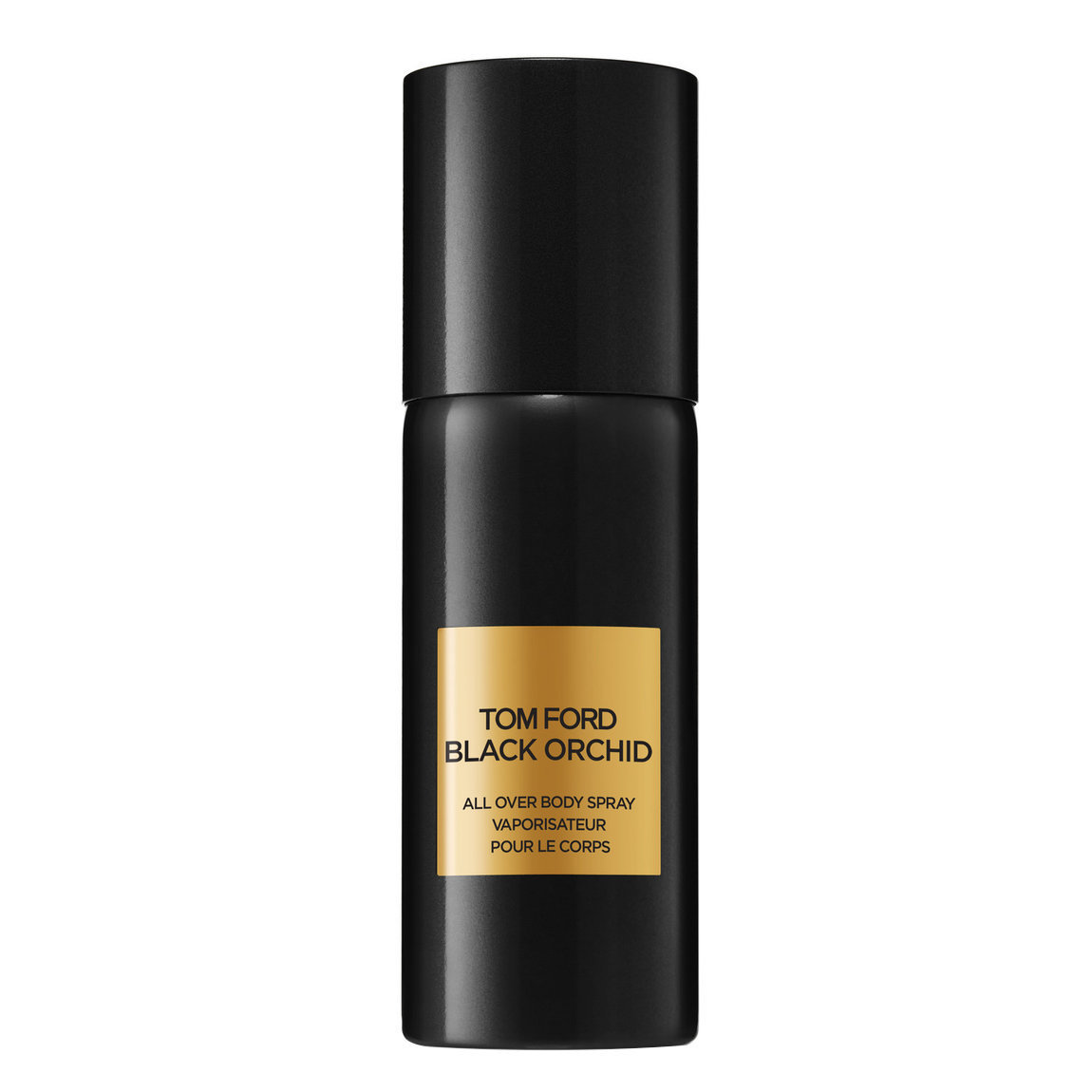 TOM FORD Black Orchid All Over Body Spray product swatch.