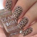 Glitter Nails with Glam Polish