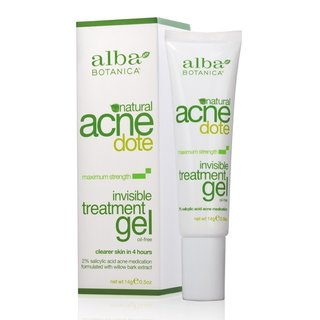 Alba Botanica Natural Acendote Invisible Treatment Gel