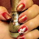 Christmas Eve Nails