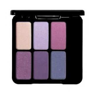 Eve Pearl The Eye Palette - Velvet Eyes
