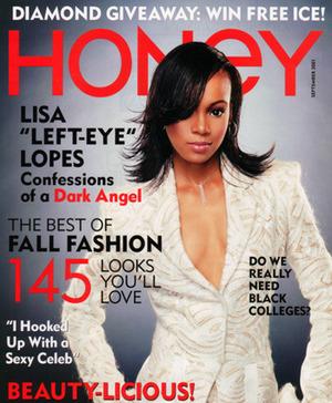 "Lisa ""Lefteye"" Lopez - HONEY"