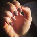 My natural ( not too long :( ) nails