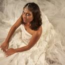 Wedding dress/Wedding makeup