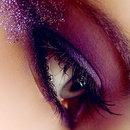 Purple SPARKLES!!!!!!!!!!