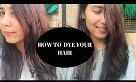 HOW TO HIGHLIGHT YOUR OWN HAIR AT HOME | Sapna Ganglani