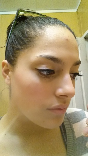 First time doing the wing
