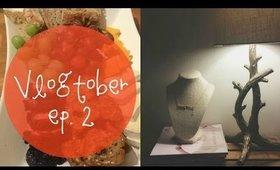Vlogtober Ep. 2 | Oh yeah Vlogtober!
