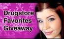 Drugstore Favorites Give-away