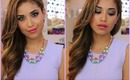 Affordable Spring Makeup Tutorial + Outfit
