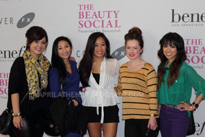 Beauty Social with Jackie, Jessika, Hanh and Anne