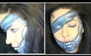 Metal Gear Solid: Raiden Inspired Makeup Tutorial