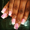 pink &&white