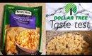Bear Creek Grown Up Mac N Cheese: Four Cheese   Dollar Tree Taste Test