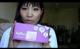 Open Box - Influenster Spring Fever VoxBox 2013