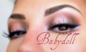 Maquillaje Babydoll  / Babydoll Eyemakeup
