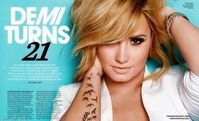 Demi Lovato ~ Cosmopolitan Inspired Tutorial