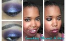 New Years Eve Collaboration: Smokey Plums Tutorial