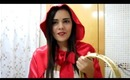 HALLOWEEN 2012:DIY LITTLE RED RIDING HOOD TUTORIAL