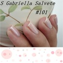 Gabriella Salvete #101 & Essence Effect nail polish