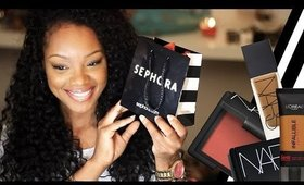 BEFORE You Shop at Sephora Watch this Video! | 2015 Haul & Deals! NARS, MAC,  L'Oreal Pro-Matte