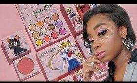 Swatch 'N Tell🌙 Colourpop x Sailor Moon